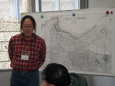講師に旭川で活躍されるざりがに探偵団主宰の齋藤和範さんをお招きしました。